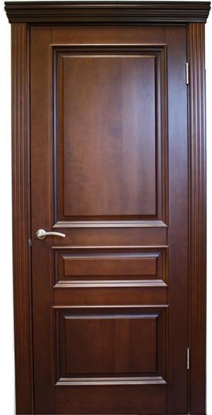 Деревянные межкомнатные двери Тип А ПГ