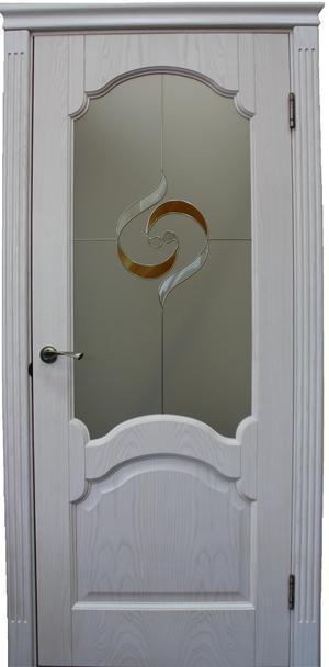 Деревянные межкомнатные двери Тип Б ПО
