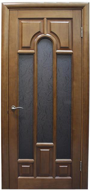 Деревянные межкомнатные двери Тип В ПГ