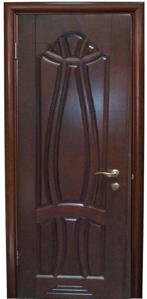 Деревянные межкомнатные двери Тип B ПГ