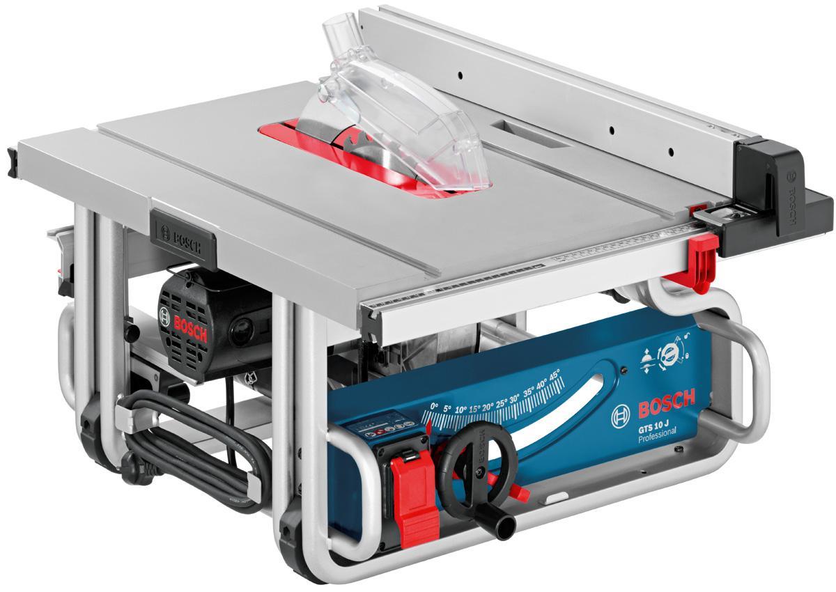 Распиловочные столы BOSCH GTS 10 J 0601B30500