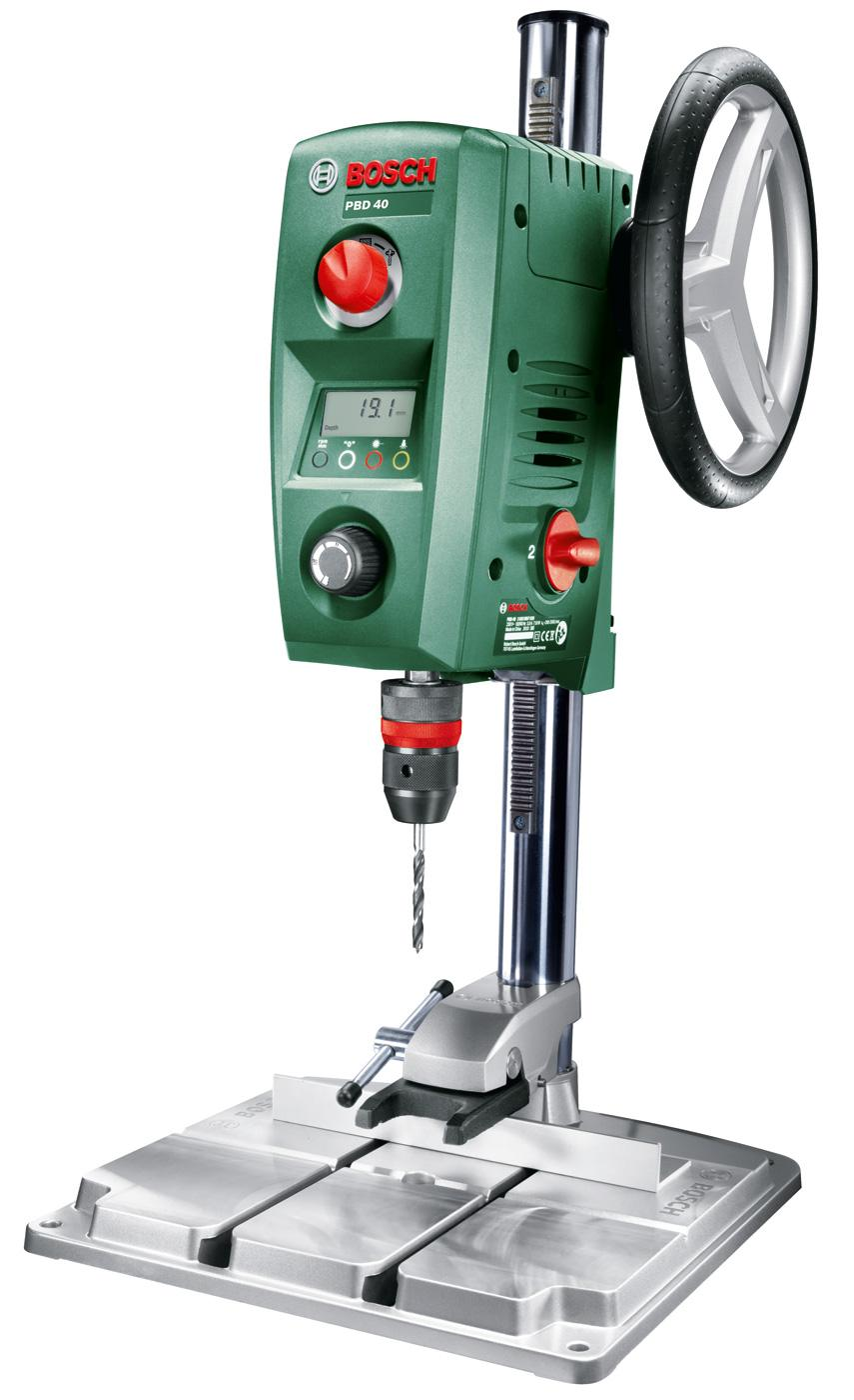 bosch Сверлильный станок Bosch PBD 40 (0603B07000)