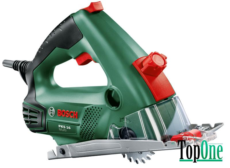 Дисковая пила Bosch PKS 16 multi (06033B3020)