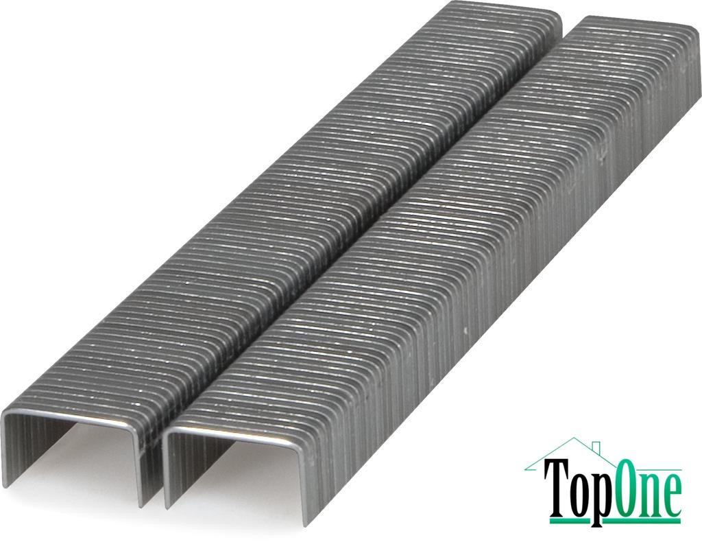 Скобы 10 мм для степлера Т14 - 1 уп. (1 000 шт.)