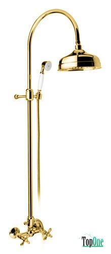 Смеситель Emmevi DECO classiс золото OR1200281