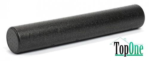 Ролик 108-261, BALANCED BODY Black Roller (15 х 101,5 см.)