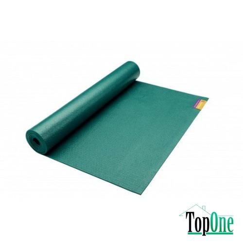 Коврик для йоги HUGGER-MUGGER Sticky Mat (изумрудный)