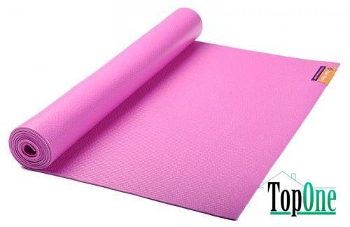 Коврик для йоги HUGGER-MUGGER Sticky Mat (розовый)