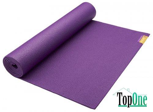 Коврик для йоги HUGGER-MUGGER Ultra Mat (баклажан)
