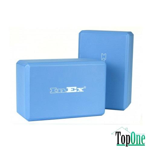 Блок для йоги INEX 4