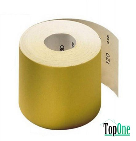 Абразивная бумага в рулоне Зенит 115мм х 30м Стандарт з. 60 (43315060)