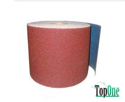 Бумага наждачная Зенит 200мм х 20м Стандарт з. 220 (41220220)