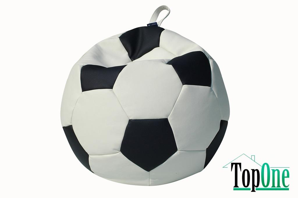 Кресло-Мяч Примтекс Плюс Fan H-2200/D-5 XL White-Black