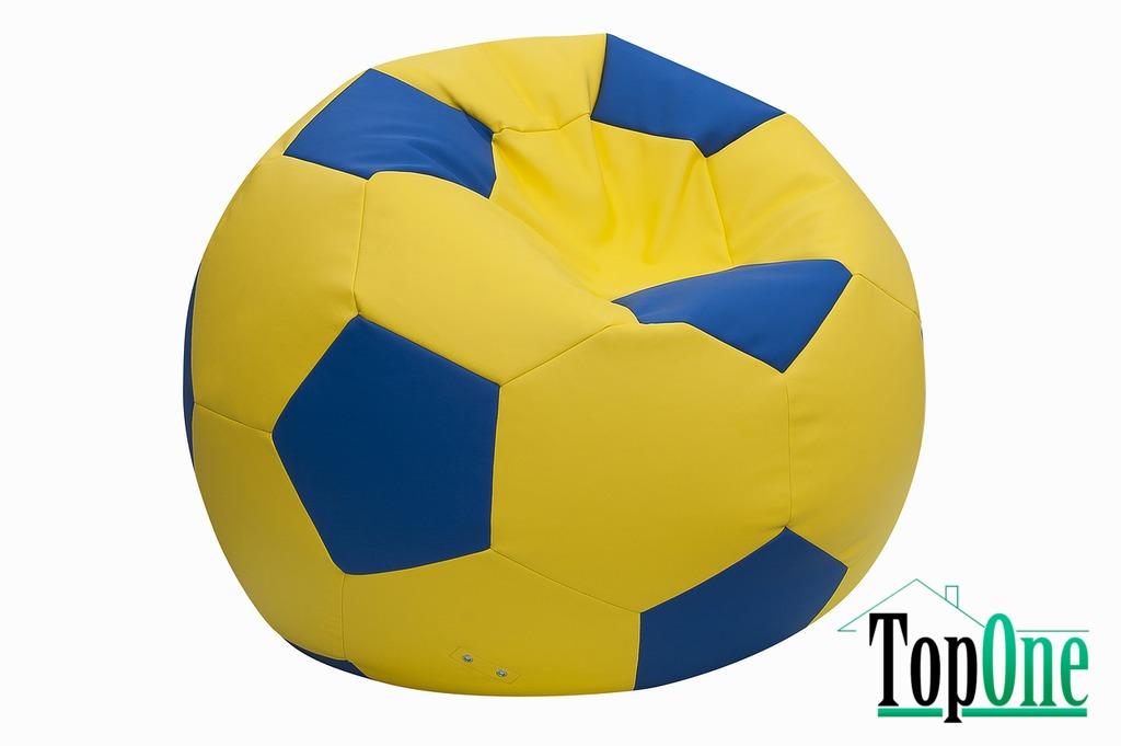 Кресло-Мяч Примтекс Плюс Fan H-2240/H-2227 S Yellow-Blue