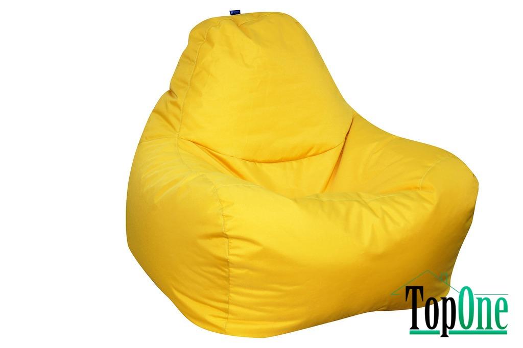 Кресло-груша Примтекс Плюс Simba OX-111 S Yellow