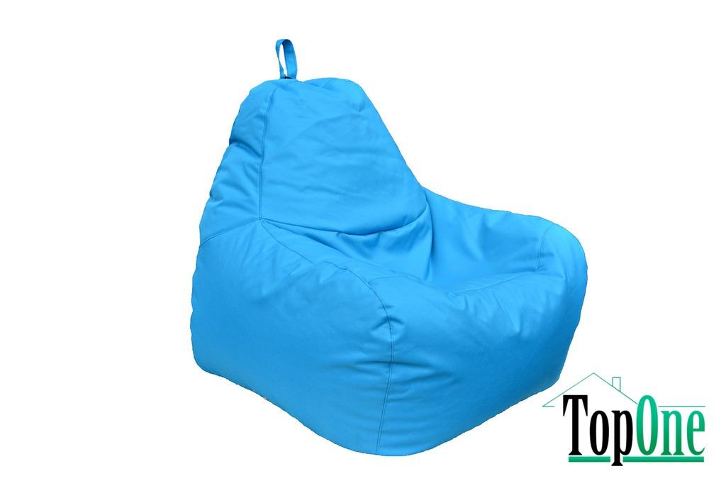 Кресло-груша Примтекс Плюс Simba OX-208 S Blue