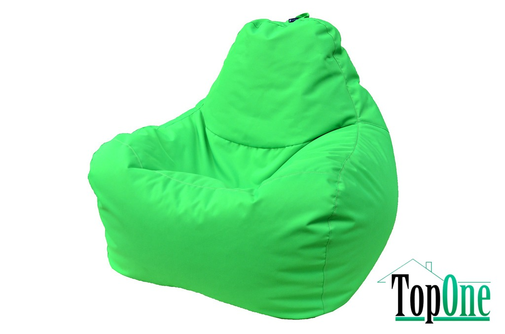 Кресло-груша Примтекс Плюс Simba OX-334 S Green