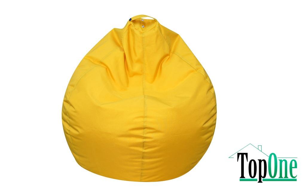 Кресло-груша Примтекс Плюс Tomber OX-111 M Yellow