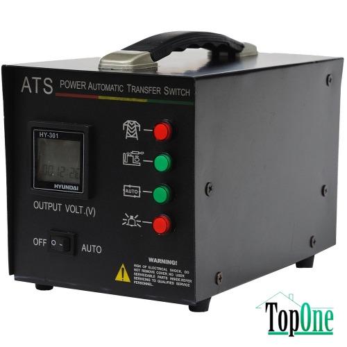 Блок управляющей автоматики Hyundai ATS 15-220