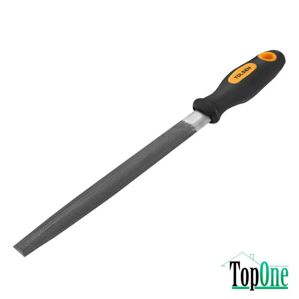 Напильник полукруглый TOLSEN 200 мм №2 (32005)