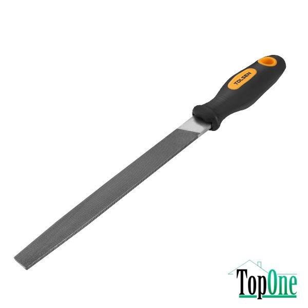 Напильник плоский TOLSEN 200 мм №2 (32001)