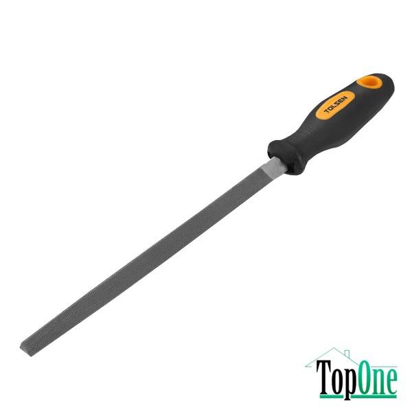 Напильник трехгранный TOLSEN 200 мм №2 (32013)