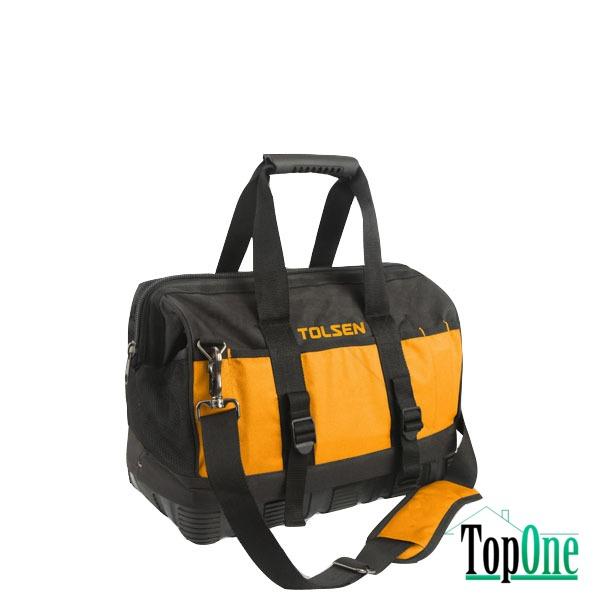 Сумка для инструментов TOLSEN Профи 40x30x20 см (80103)