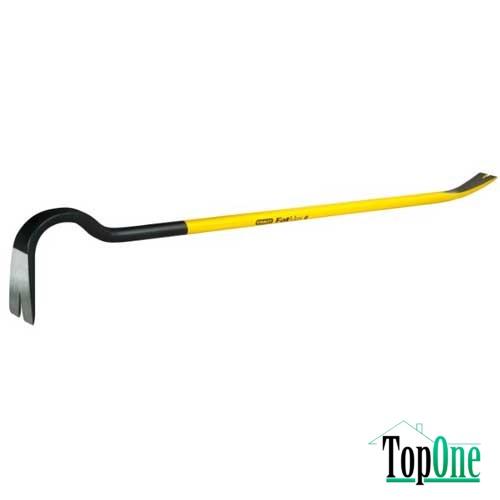 Гвоздодер-монтировка STANLEY FatMax Wrecking Bar из пружинной стали, L= 1050мм. 1-55-521