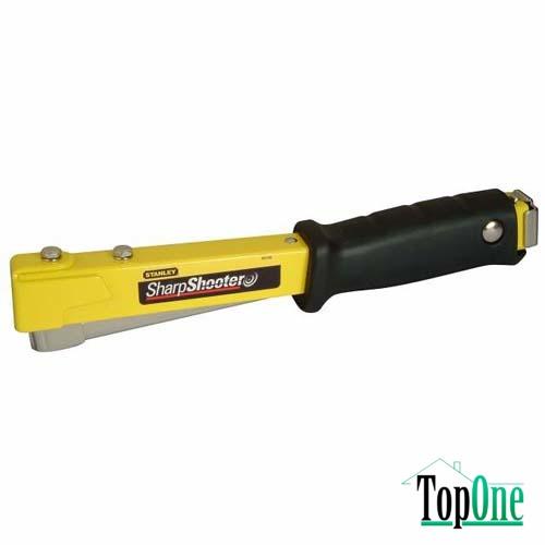 Степлер ударный STANLEY для скоб типа G6, 8, 10 мм6-PHT150