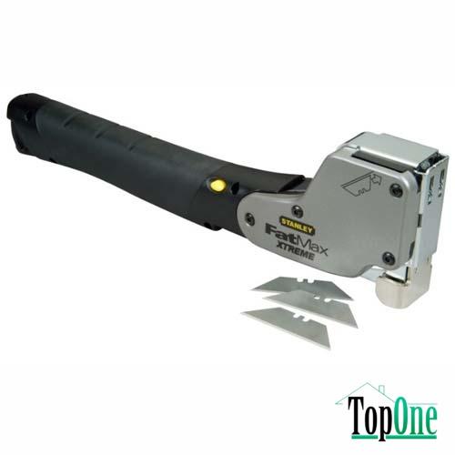 Степлер ударный STANLEY для скоб типа G (8, 10, 12мм) 0-PHT350