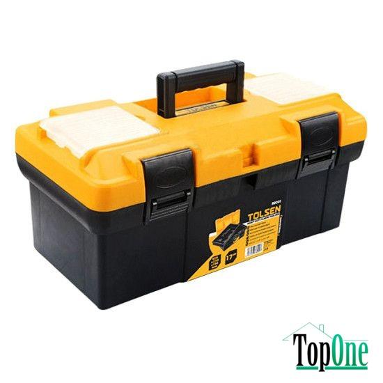 Ящик для инструментов TOLSEN 42х23х19 см (80201)