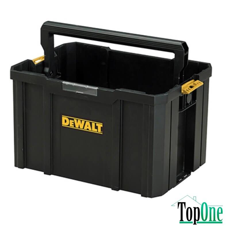Ящик инструментальный DeWALT TSTAK открытый, 440х320x275 мм DWST1-71228