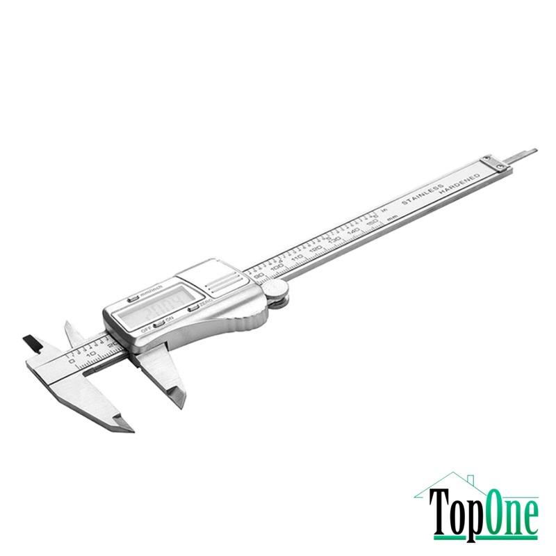 Штангенциркуль 150 мм цифровий 0.01мм ПРОФІ Tolsen 35053