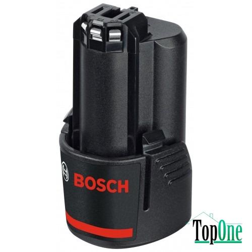 Аккумуляторная батарея Li-ion Bosch 12 LI (2.5 А*ч) (1600A00H3D)