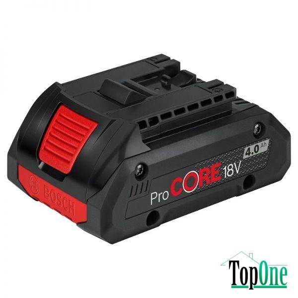 Аккумуляторная батарея Bosch ProCORE 18V 4.0 Ач (1600A016GB)