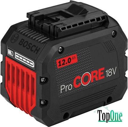 Аккумуляторная батарея Bosch ProCORE 18V 12 Ач (1600A016GU)