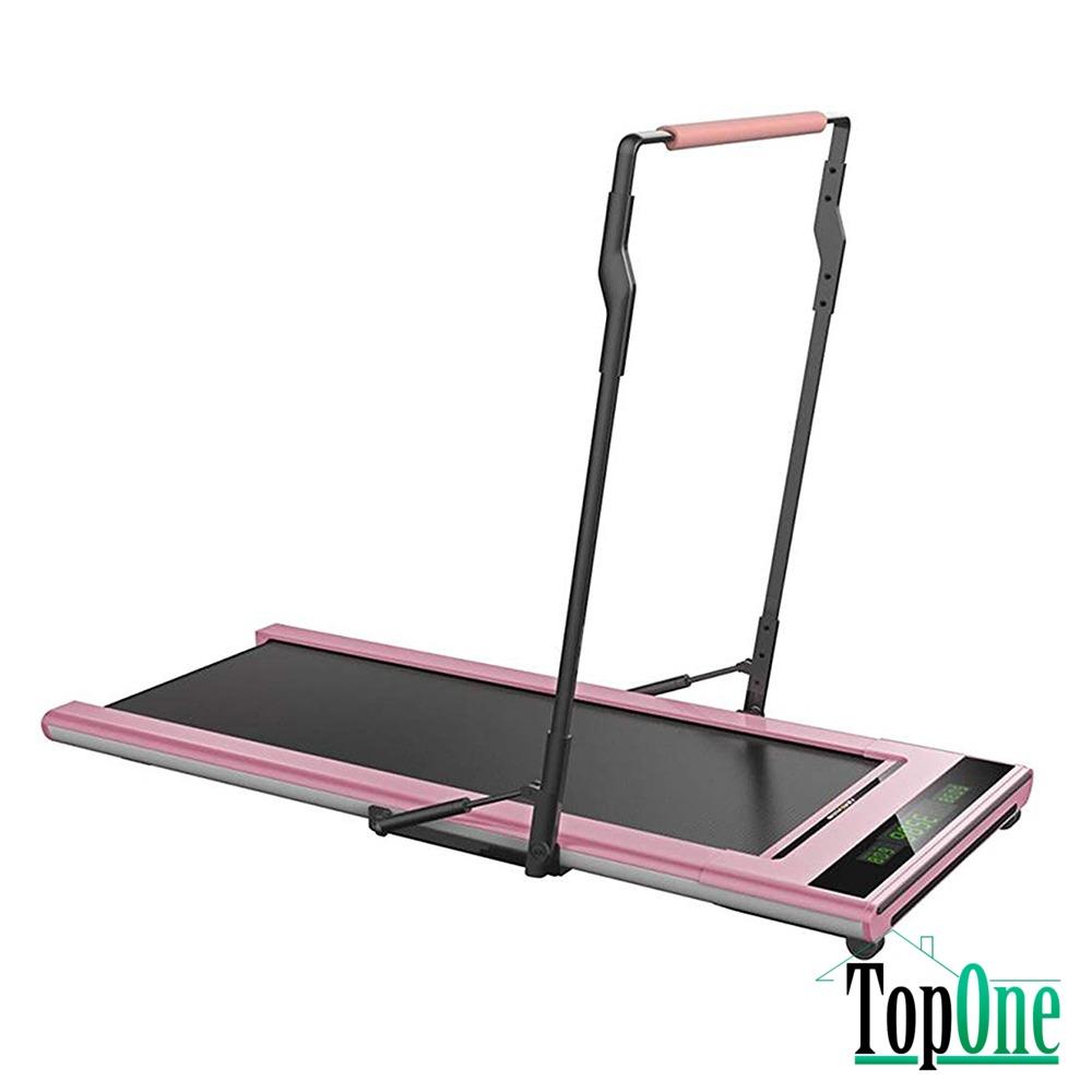 Дорожка для ходьбы с сенсорным управлением iTREAD Walkmill с поручнем, розовый (IT\ITR-PK-H\PK-00-