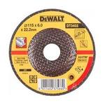 Круг шлифовальный по металлу, d=115мм, DeWALT DT3402-QZ