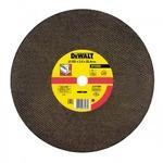 Круг отрезной по металлу, 125x2,5x22.2мм, DeWALT DT42301