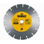 Круг алмазный (сегментированный) по бетону d125мм, DeWALT DT3711