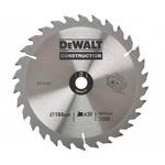 Пильный диск d=165х30мм, DeWALT DT1145
