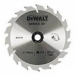 Пильный диск HM, DeWALT DT4015