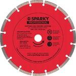 Алмазный диск 115х18x22,23 мм Sparky (20009540000)