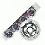 Колеса для роликов IMPULS 80x24 mm 84A 10100004115