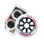 Колеса для роликов FIRE 76x24 85A 101000042