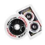 Колеса для роликов FLASHING 80x24 85A 1010000430