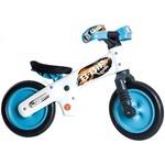 Велосипед (беговел) Bellelli B-Bip обучающий 2-5лет, пластмассовый, белый с голубыми колёсами SKD-41