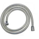 Шланг FORMIX FM0019-150 PVC Серый-хр (HY55070)
