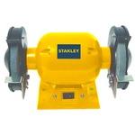Точило STANLEY, 370 Вт, абразивный диск 150 мм,  2950 об/мин, защита. STGB3715