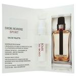 Dior Homme Sport New Design муж., edt 1ml пробирка 42473
